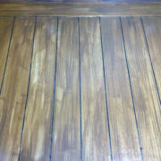 Engraving - Wood Floor Look