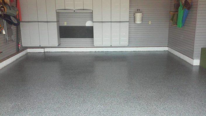 Garage Floor - After!