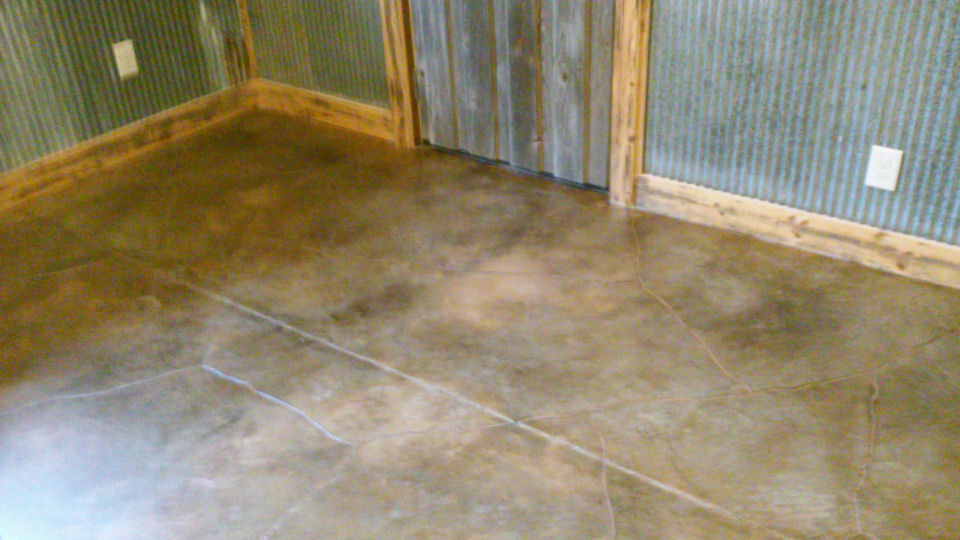 Epoxy Finish and Sealing with Concrete Revival, Southeast